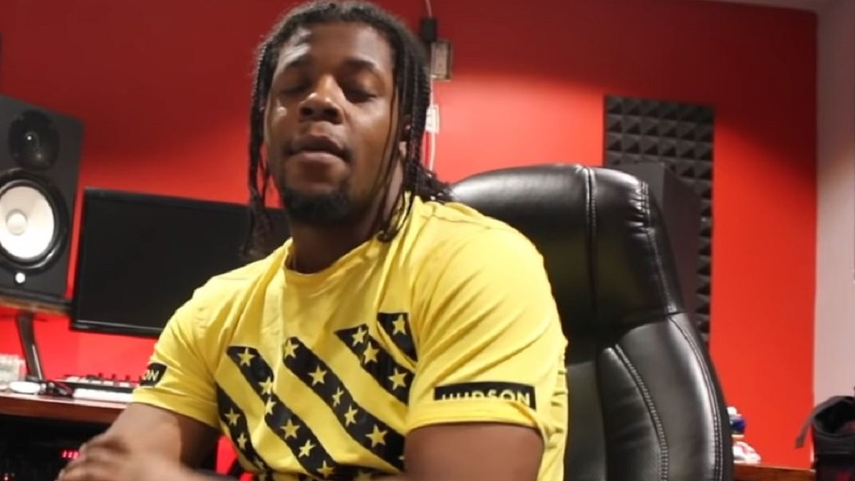 Rapper Rowdy Rebel