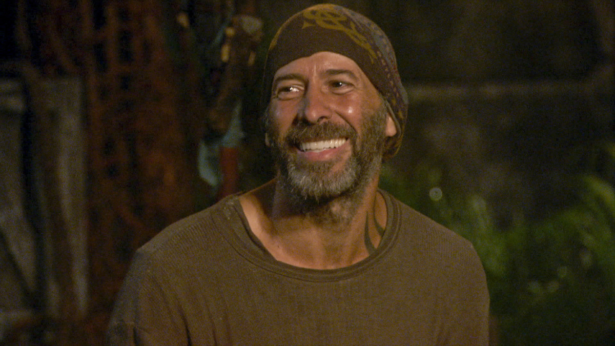 Tony On Survivor 40