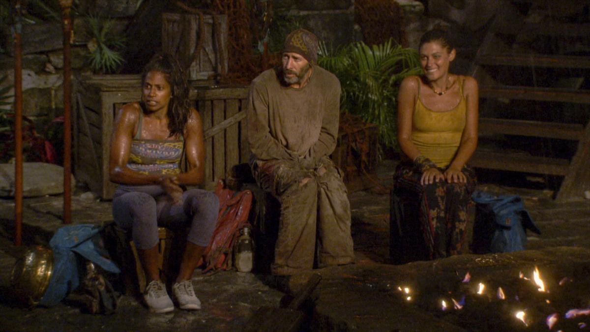 Survivor 40 Cast