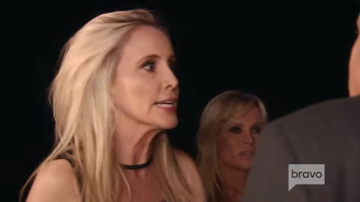 Shannon's fight with Heather Dubrow.