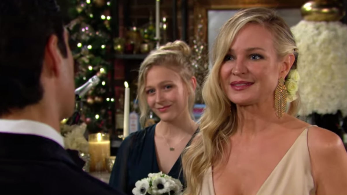 The Young and the Restless spoilers tease Sharon and Rey's wedding.