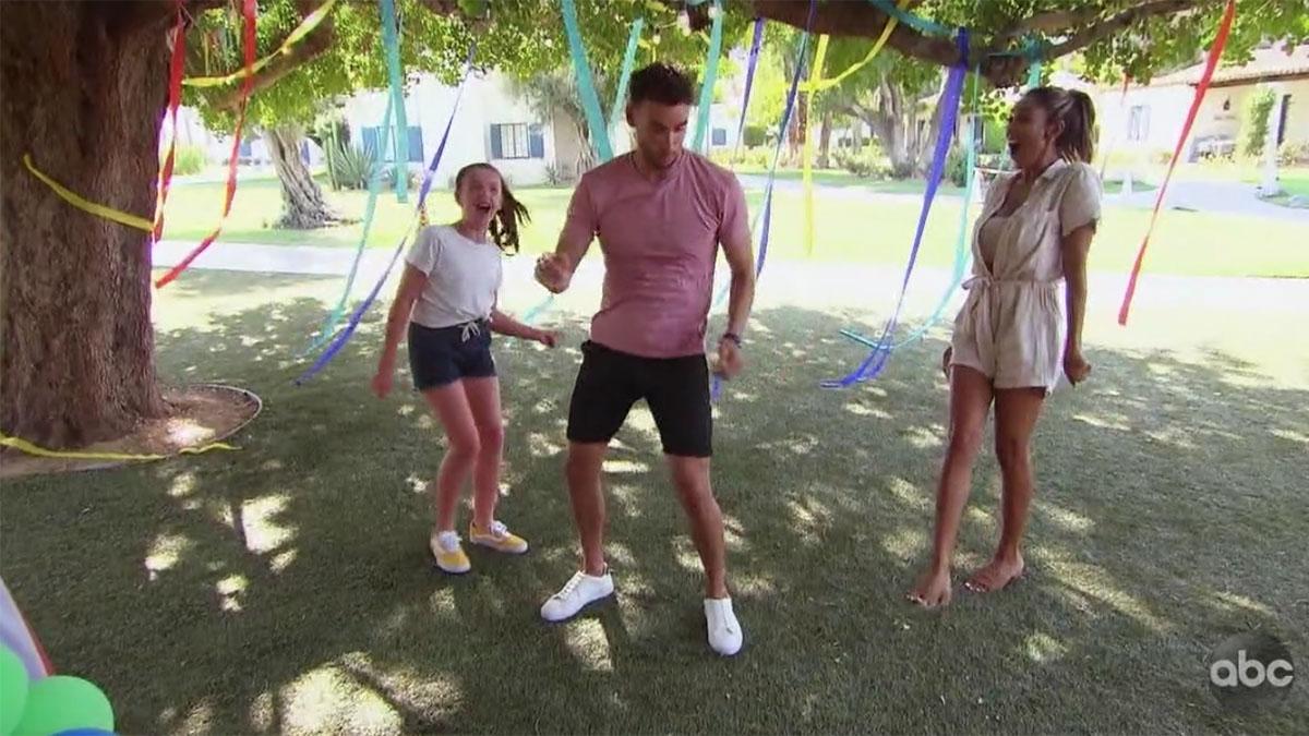 The Bachelorette Brendan dancing