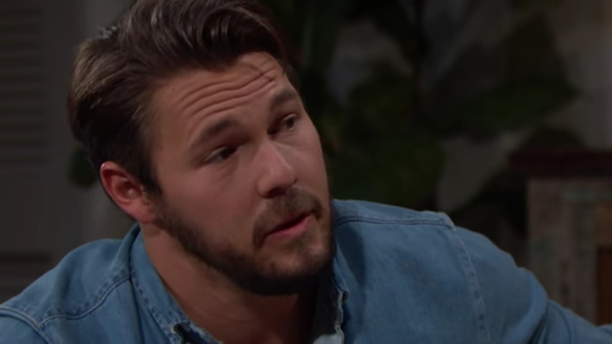 Scott Clifton as Liam Spencer.