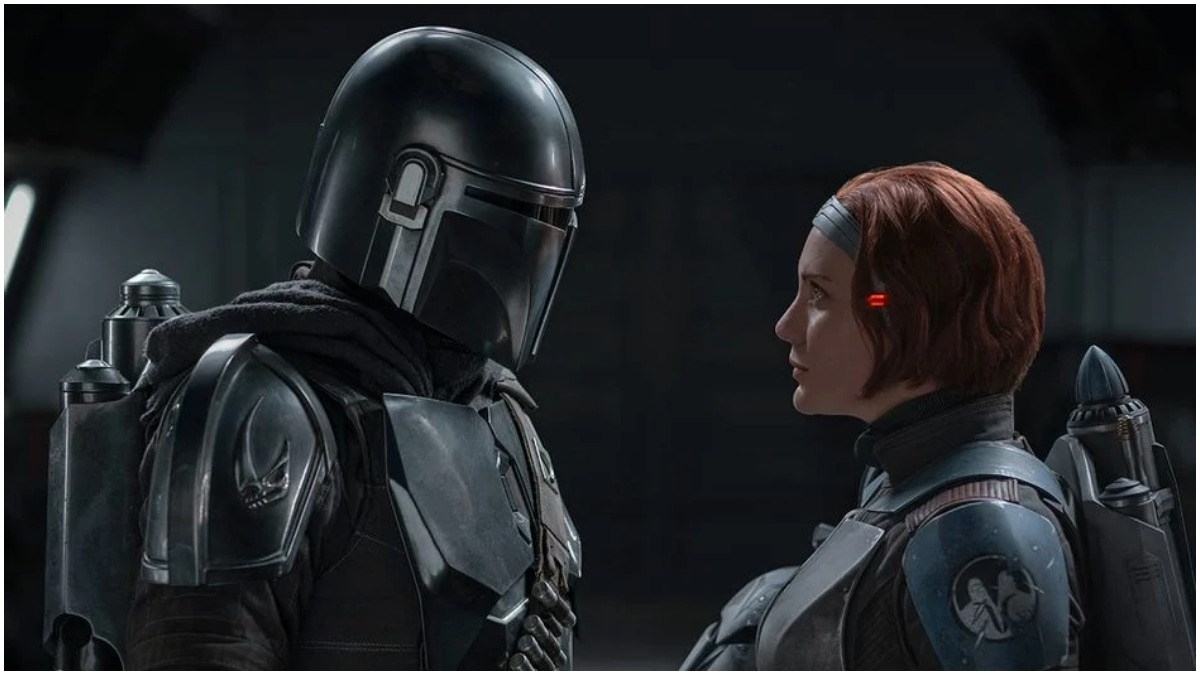 The Mandalorian Season 3 release date