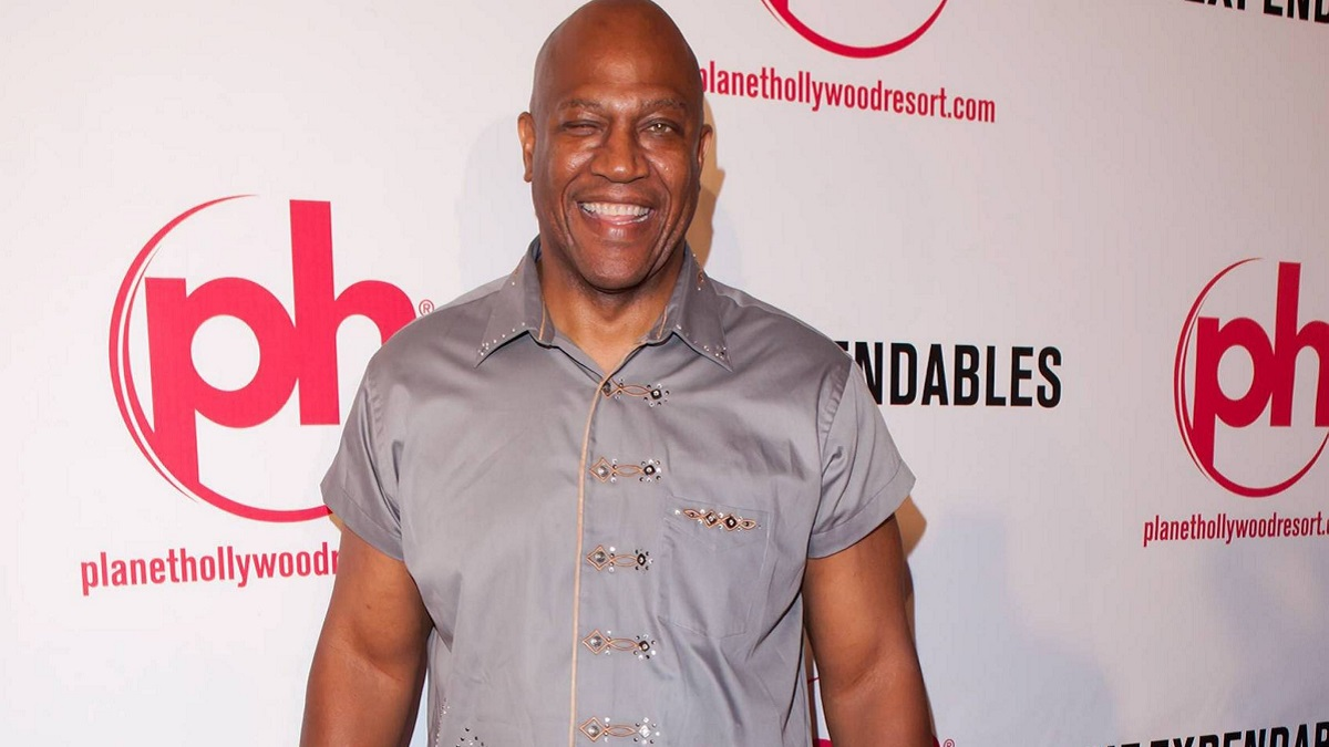 "Tommy ""Tiny"" Lister played Deebo in Friday"