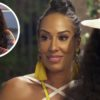 Kenya Moore confirms report that Tanya Sam stopped filming RHOA after stripper gate