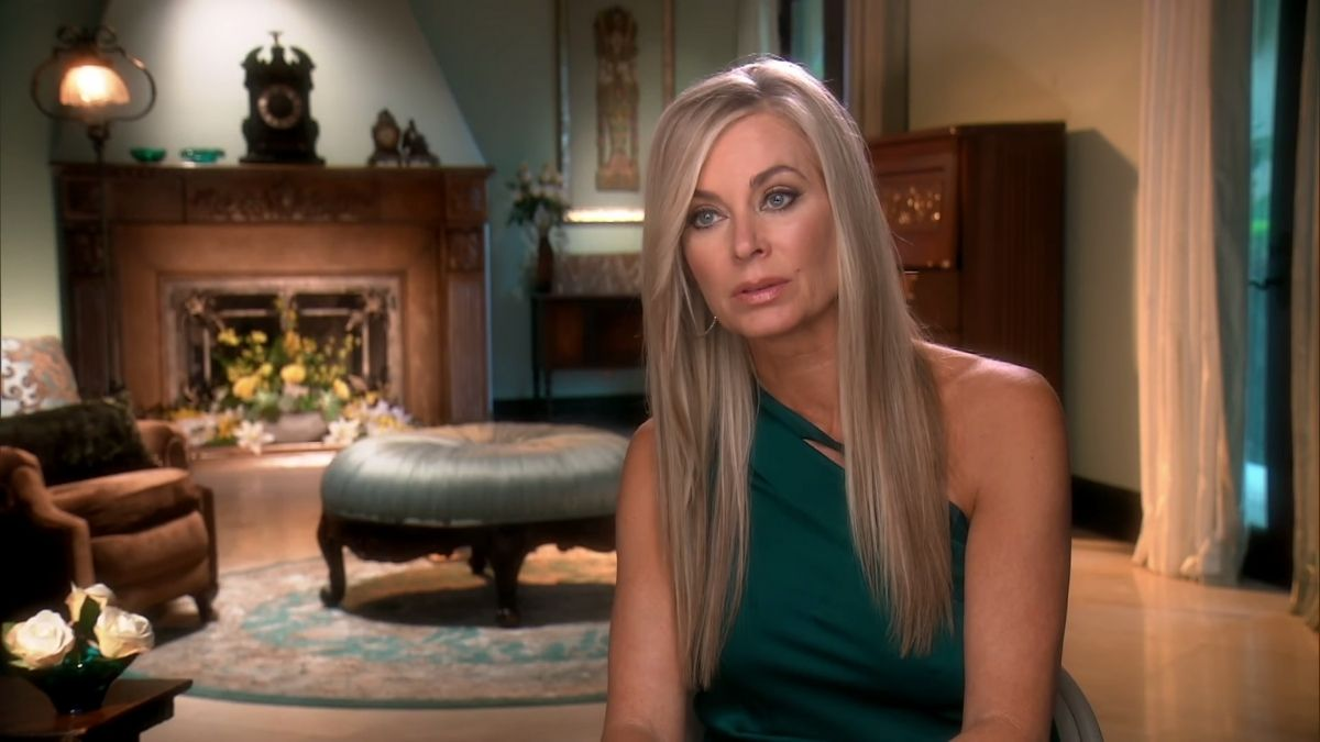 RHOBH alum Eileen Davidson talks about her three seasons on the show