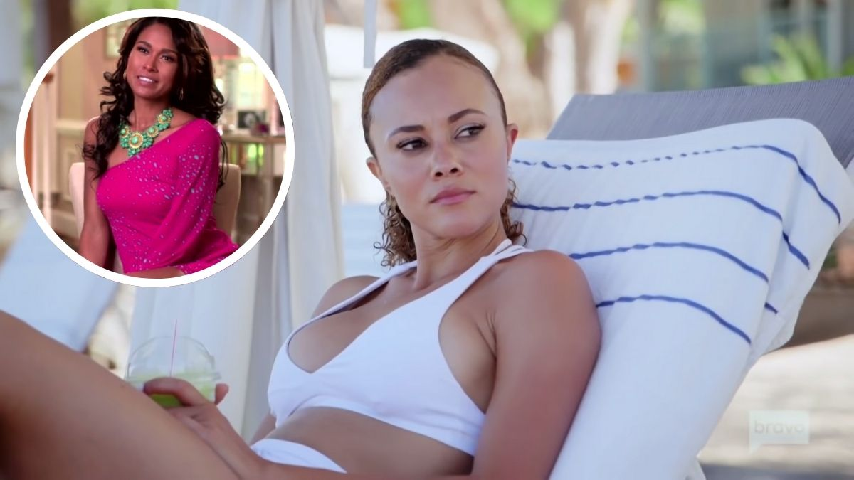 Ashley Darby said she did not hook up with RHOP alum Katie Rost