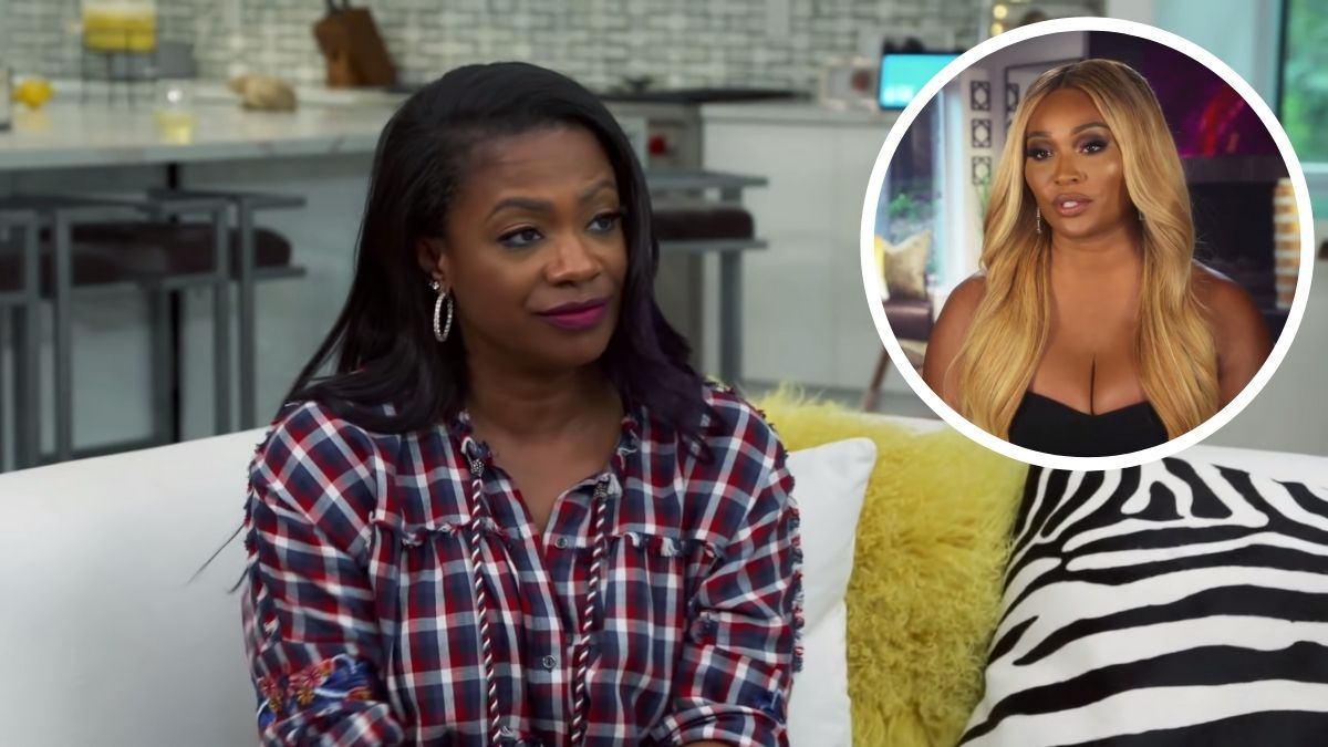 RHOA star Kandi Burruss is coming to Cynthia Bailey's defense after she gets backlash about her wedding