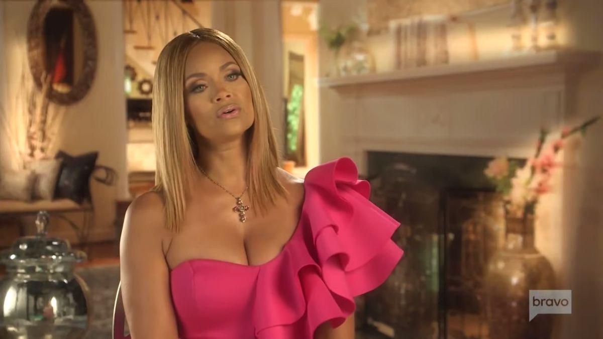 RHOP star Gizelle Bryant explains why she brought security to the RHOP reunion