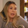Kail Lowry during an episode of Teen mom 2