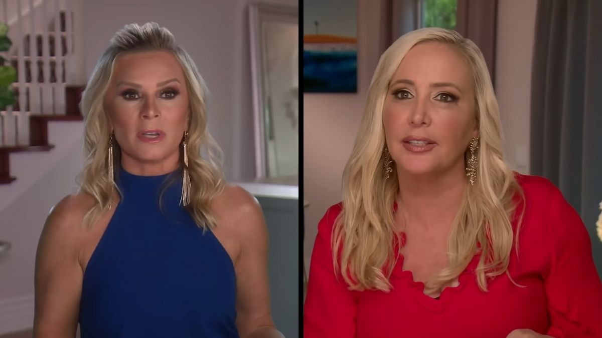 RHOC alum Tamra Judge thinks former friend Shannon Beador has a drinking problem