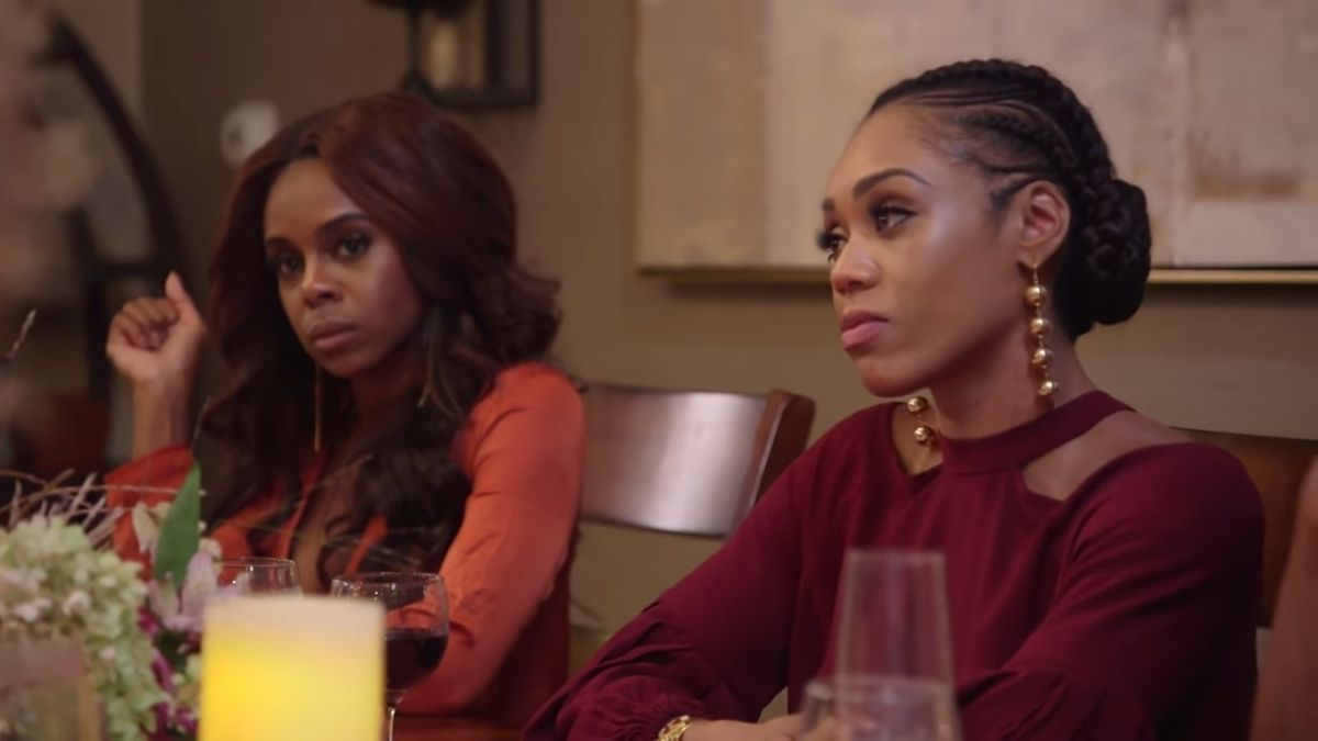 RHOP star Candiace Dillard does not want to be in same room with Monique Williams
