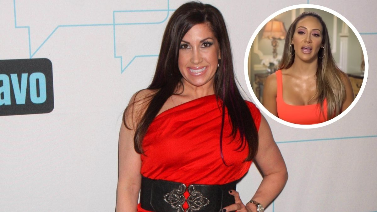 Jacqueline Laurita doesn't understand Melissa Gorga's role on the show