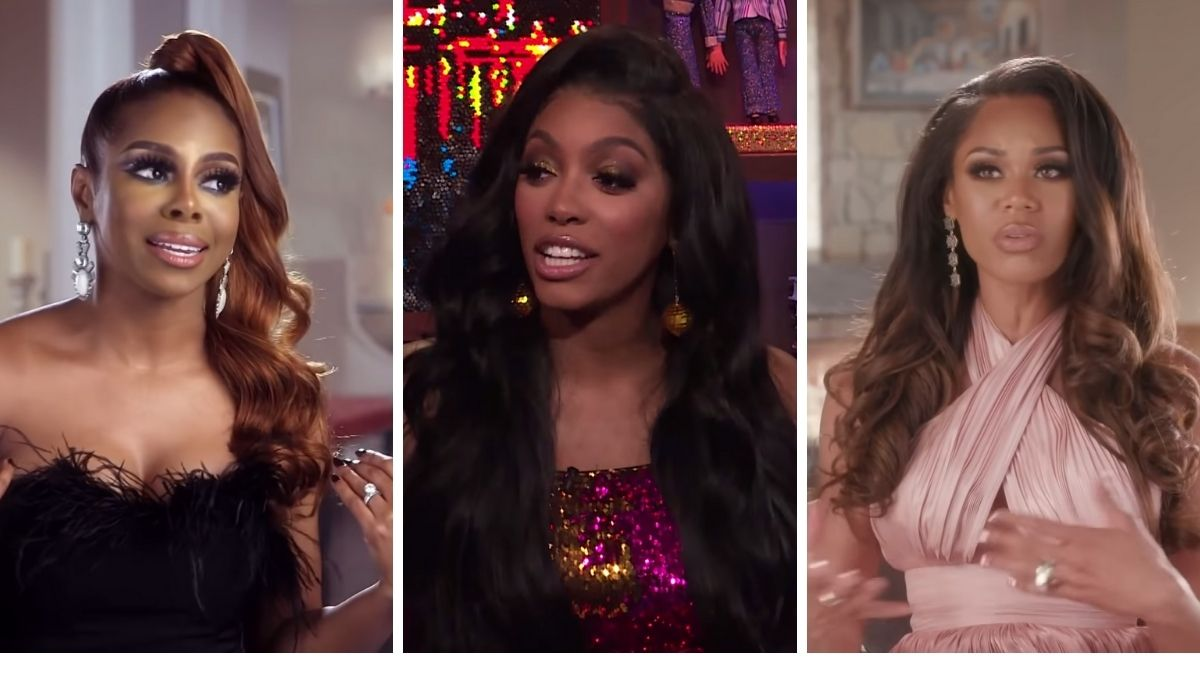 Candiace Dillard is not impressed by Monique Samuels and Porsha Williams' friendship