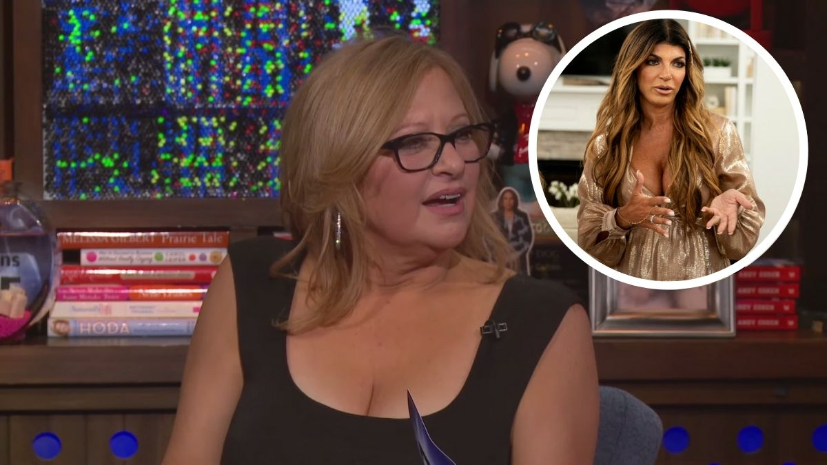 RHONJ alum Caroline Manzo talks feud with Teresa Giudice