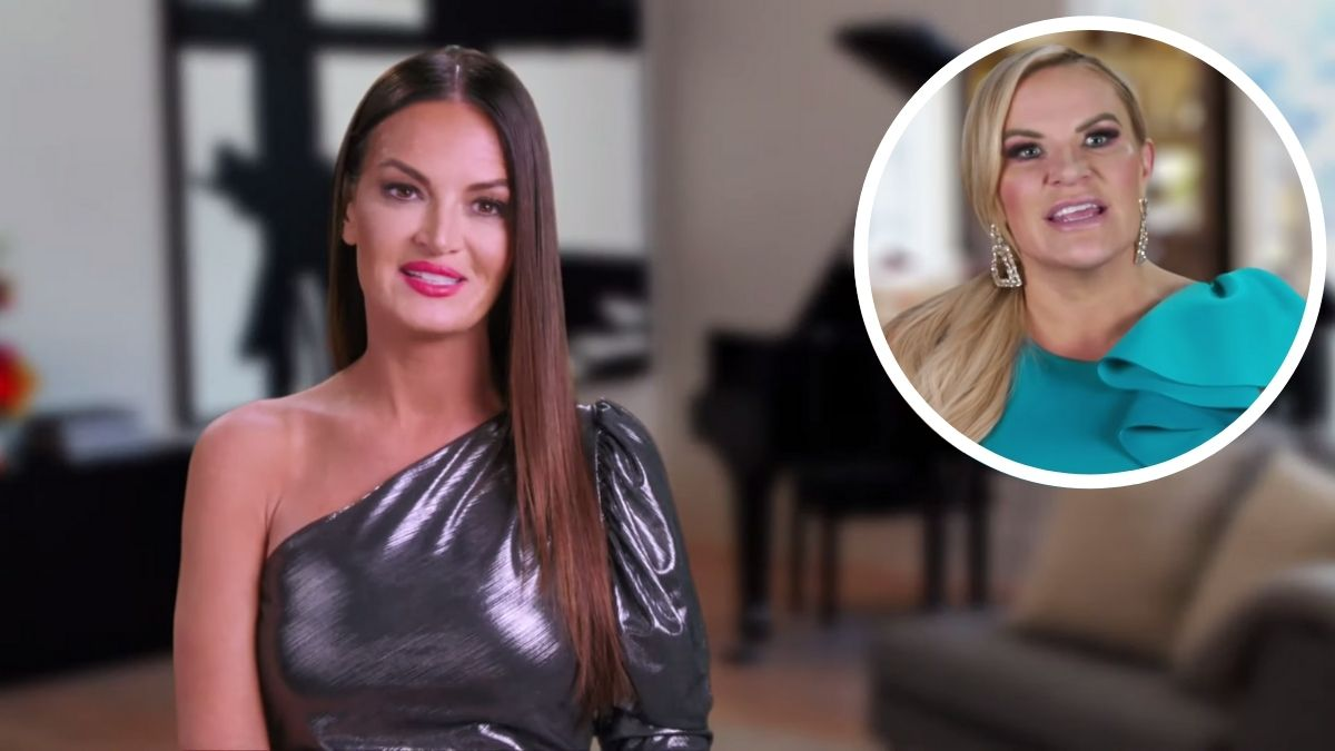 RHOSLC star Lisa Barlow is not happy with cast mate Heather Gay for painting her as a mean girl