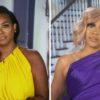 RHOA newbie Drew Sidora talks relationship with OG Kenya Moore