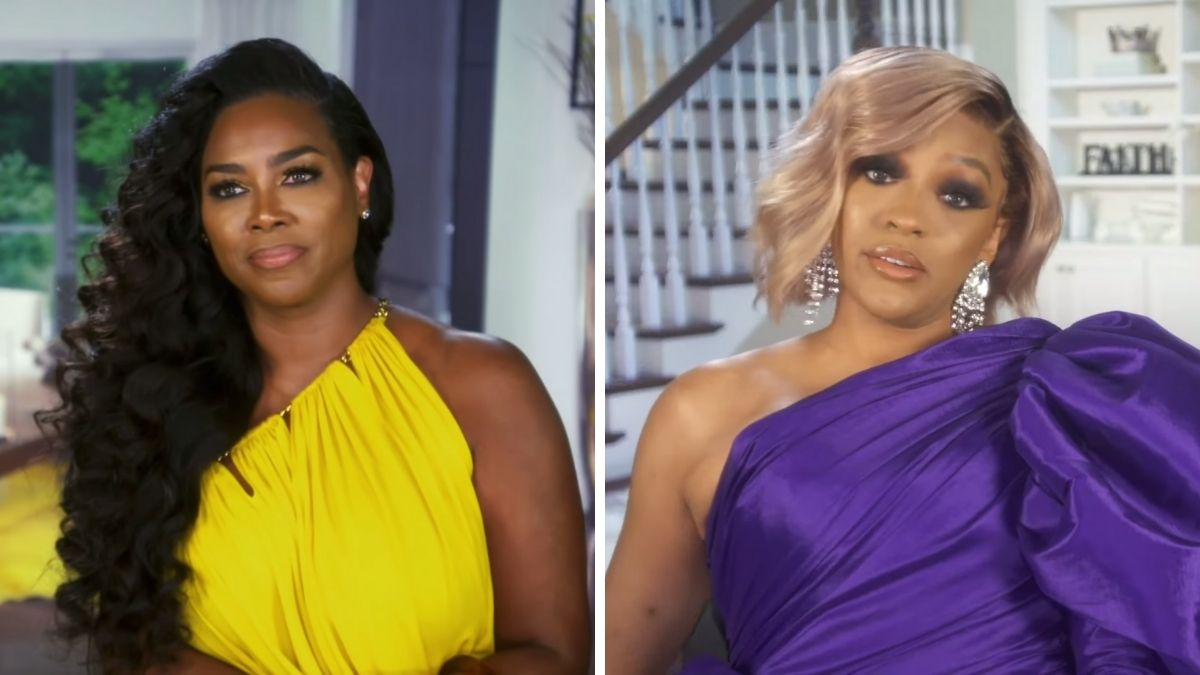 RHOA newbie Drew Sidora talks relationship with OG Kenya Moore