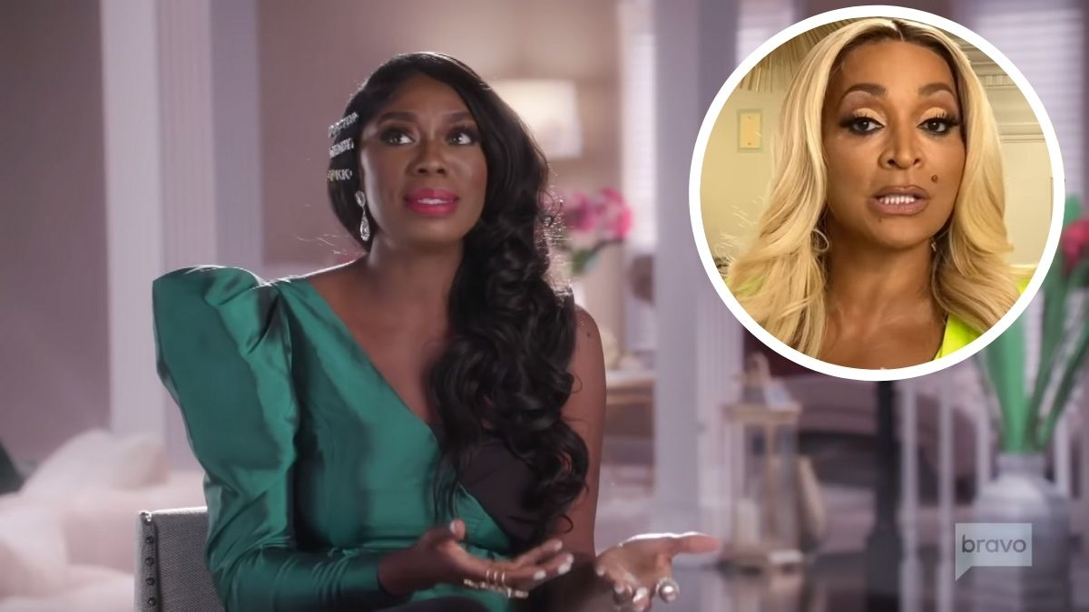 New RHOP star Wendy Osefo delves into her issues with Karen Huger