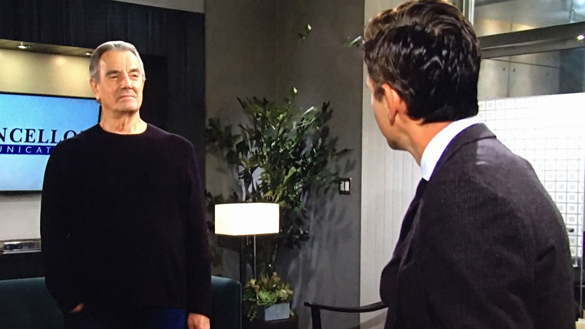 The Young and the Restless spoilers tease more trouble for Billy.