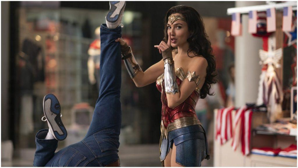 Wonder Woman 1984 post-credit scene