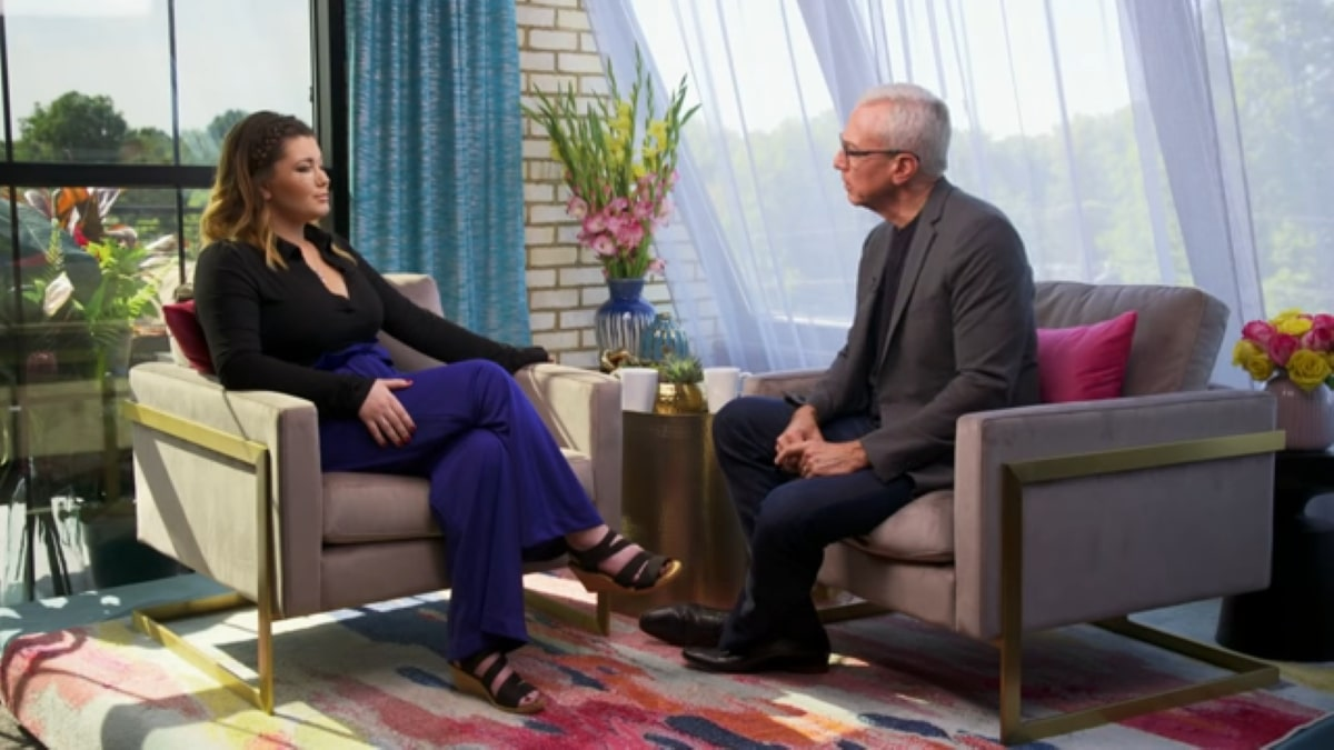Teen Mom OG star Amber Portwood sits down with Dr. Drew for the reunion