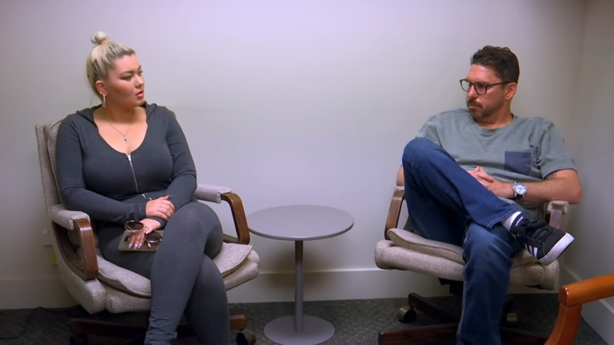 Teen Mom OG star Amber Portwood sits with former boyfriend Matt as she finds out the results of his lie detector test.