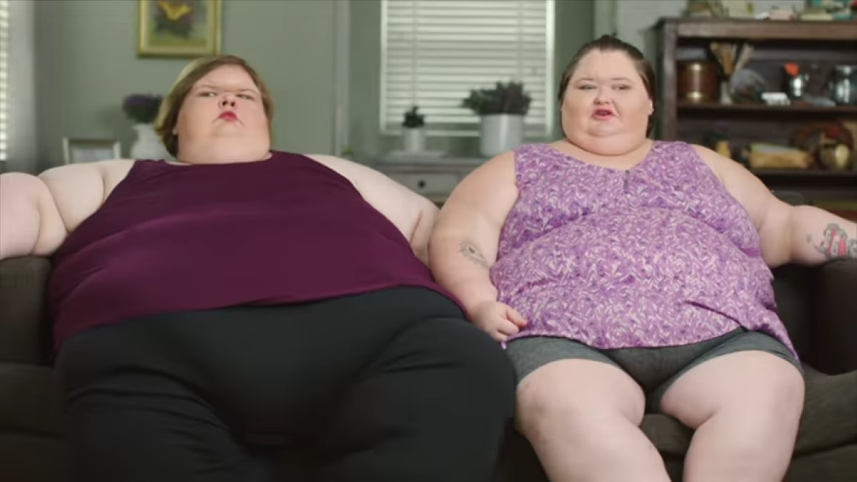 tammy and amy from 1000lb Sisters