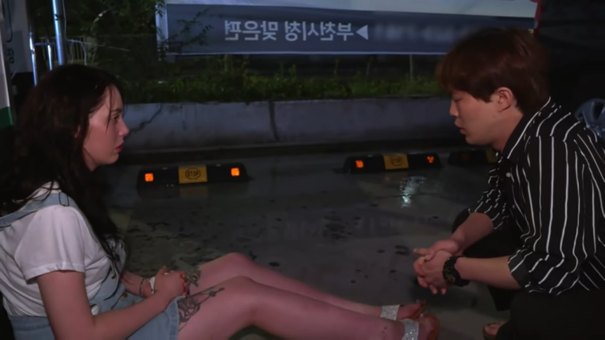 90 Day Fiance couple Deavan Clegg and Jihoon Lee