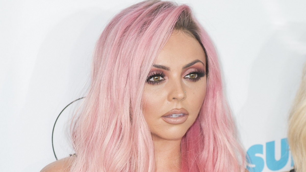 Former Little Mix member Jesy Nelson