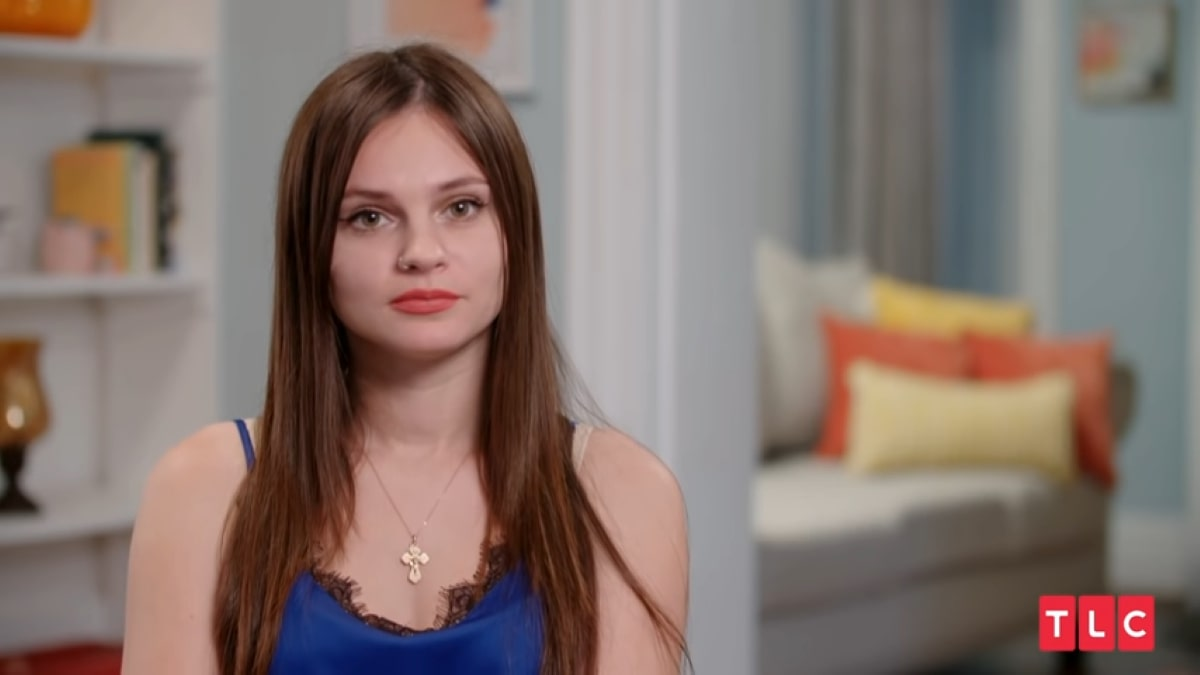 Julia from 90 Day Fiance