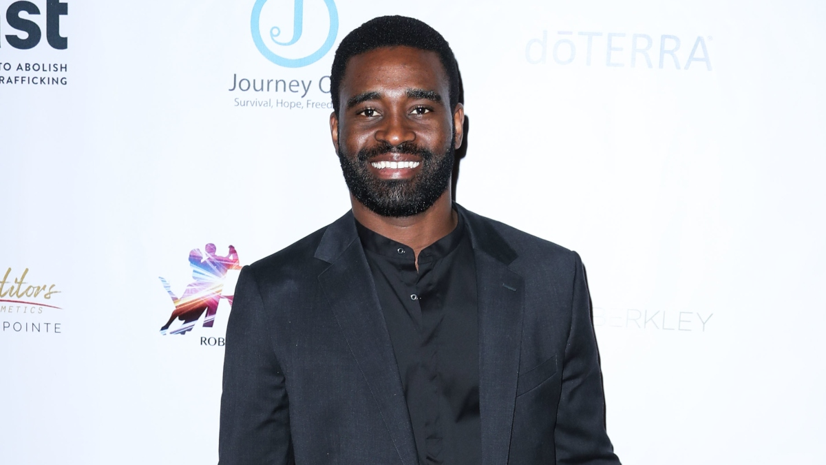 Keo Motsepe from Dancing With The Stars