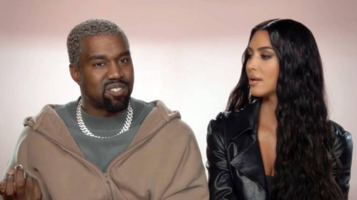 Kim Kardashian & Kanye West Are Currently Leading Separate Lives?