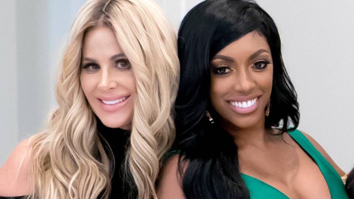 Porsha reunites with Kim Zolciak-Biermann on Season 10 and the two rekindle their friendship.