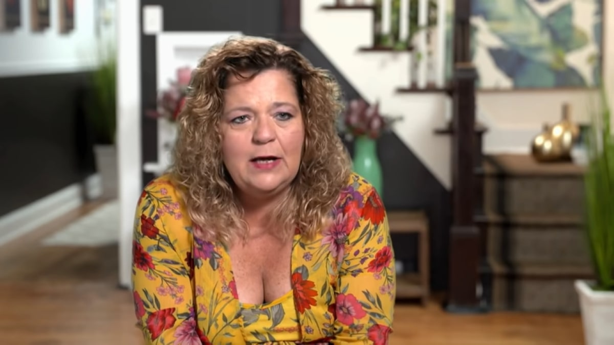 90 Day Fiance personality Lisa Hamme.