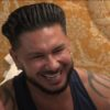 jersey shore star pauly d unrecognizable with new hair color
