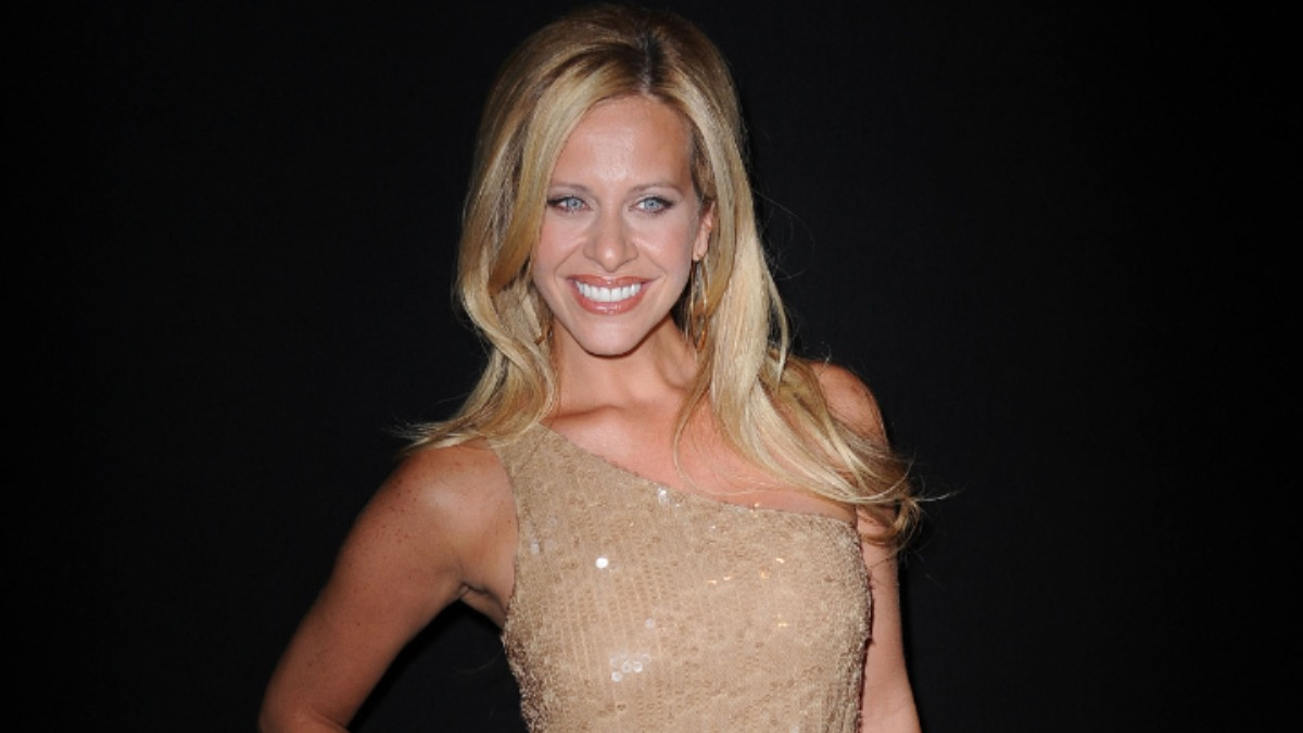Dina Manzo at an event.