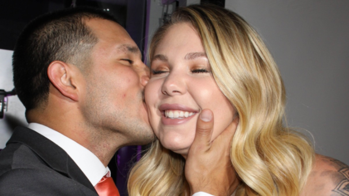 Javi Marroquin and Kailyn Lowry.