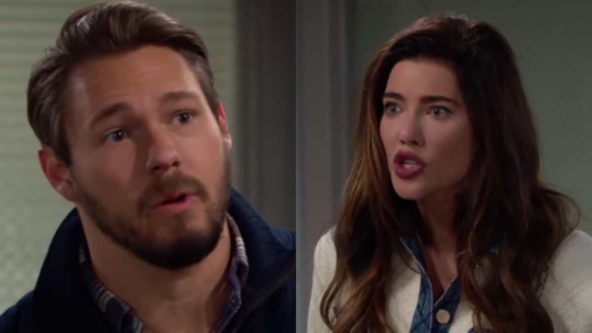 Scott Clifton and Jacqueline MacInnes Wood.