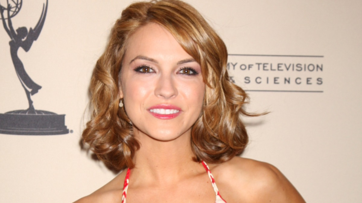 Chrishell Stause at an event.