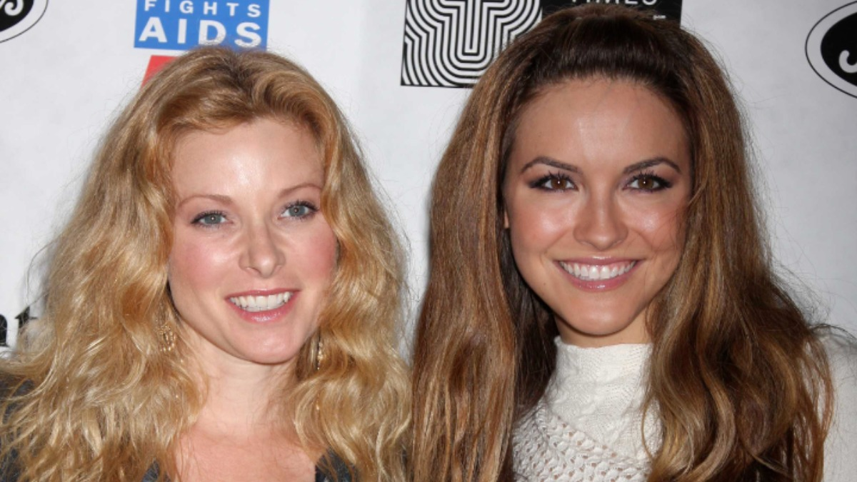 Chrishell Stause and Cady McClain.