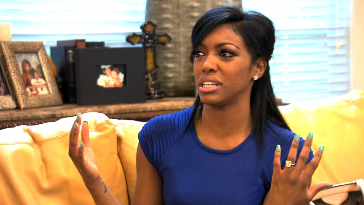 Porsha Williams discusses her court hearing with ex-husband Kordell Stewart.
