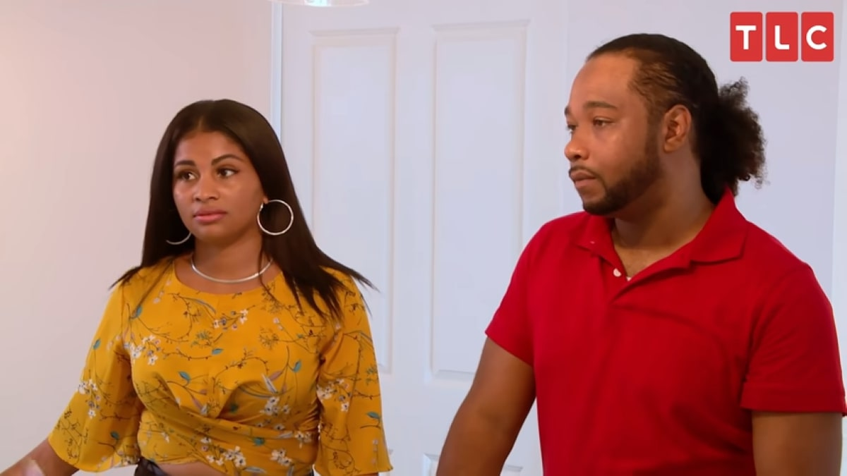 90 day fiance couple Anny and Robert
