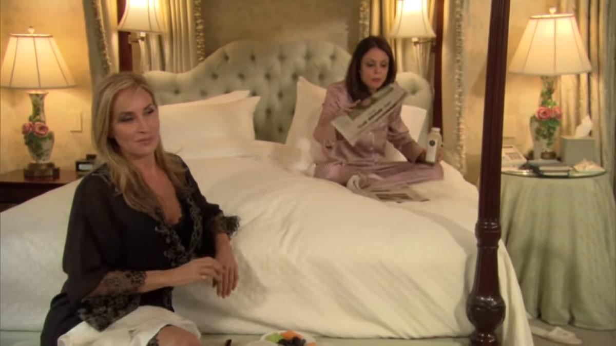 RHONY star Sonja Morgan argues that she is a Morgan.