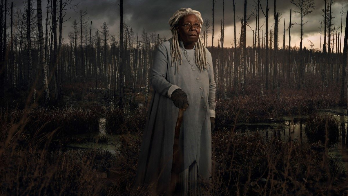 Whoopi Goldberg as Mother Abagail in The Stand