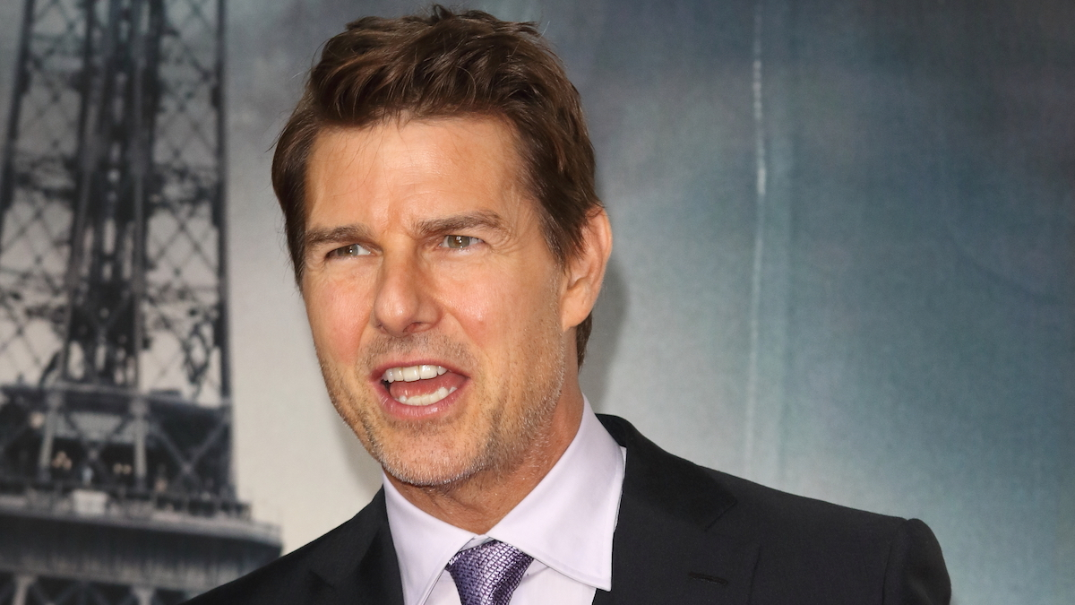 tom cruise star of mission impossible movies