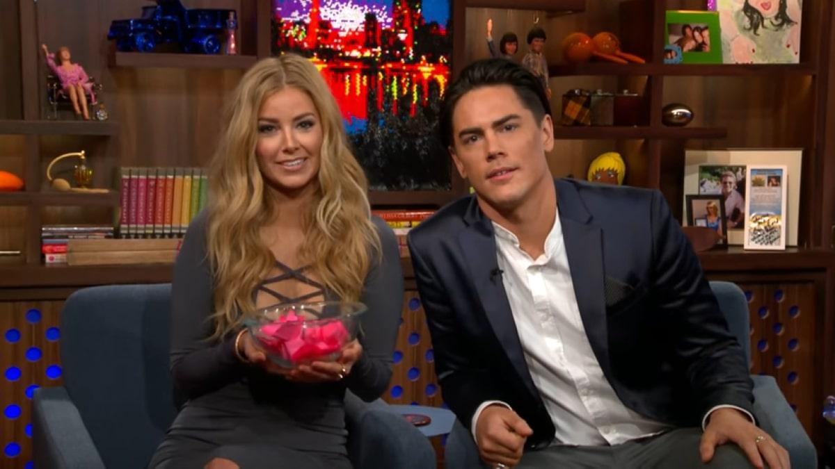 Vanderpump Rules stars Tom Sandoval and Ariana Madix