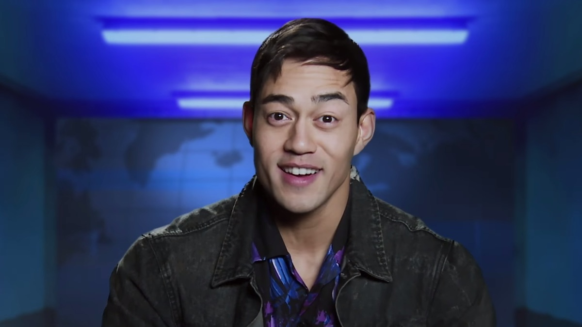 who is nam vo on the challenge ultimate beastmaster star to double agents rookie
