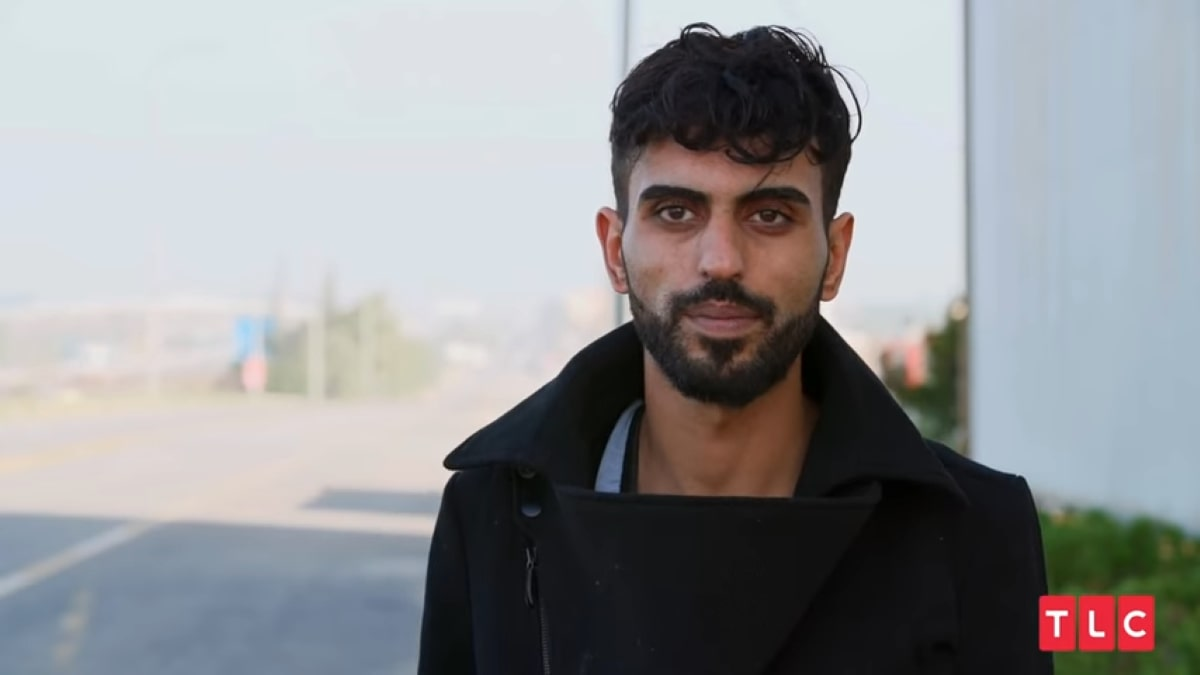 90 Day Fiance: The Other Way personality Yazan Abu Hurira
